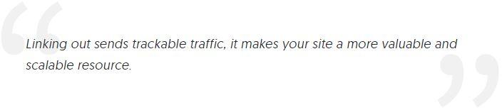 Quote from SEO expert, Rand Fishkin